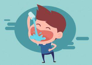 comment éviter l'hyperhydratation